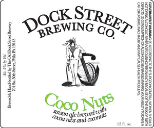 Dock Street Coco Nuts