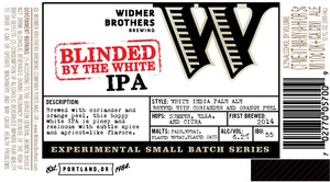 Widmer Brothers Brewing Company Blinded By The White