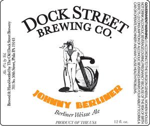 Dock Street Johnny Berliner
