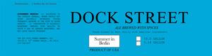 Dock Street Summer In Berlin