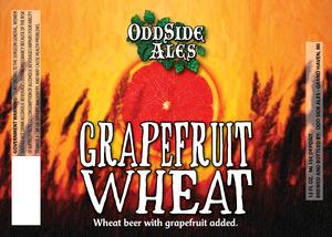 Odd Side Ales Grapefruit Wheat