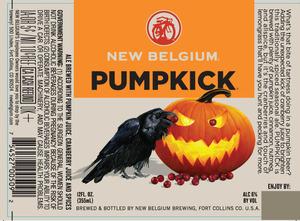 New Belgium Brewing Pumpkick