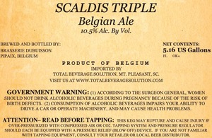 Scaldis Triple