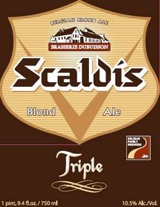Scaldis Triple Blond Ale