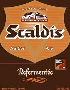 Scaldis Refermentee Amber Ale