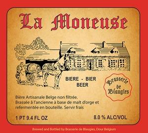 Brasserie De Blaugies La Moneuse
