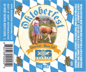 Big Muddy Brewing Oktoberfest