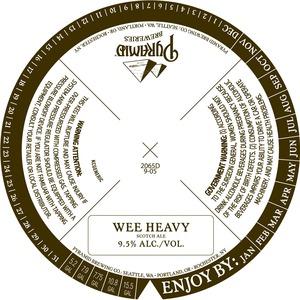 Pyramid Wee Heavy June 2014