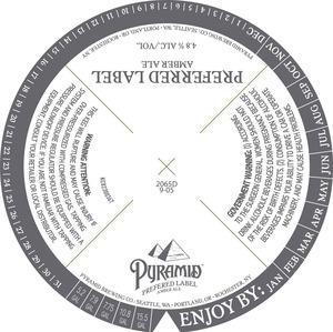 Pyramid Prefered Label