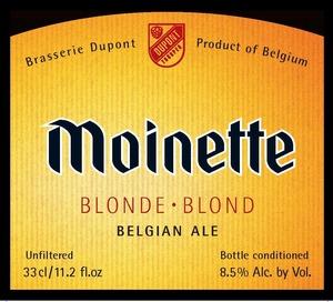 Moinette Blond / Blonde