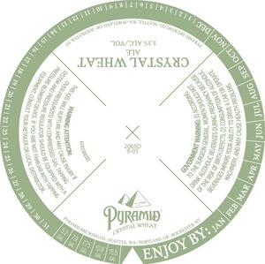 Pyramid Crystal Wheat