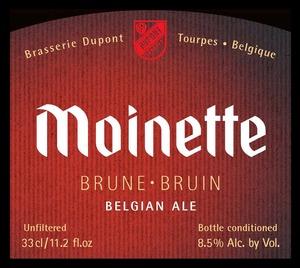 Moinette Brune / Bruin