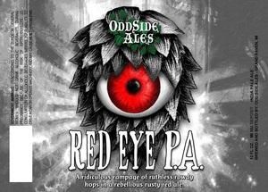 Odd Side Ales Red Eye P.a.