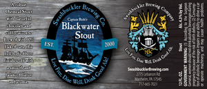 Swashbuckler Brewing Company Captin Rude's Blackwater Stout