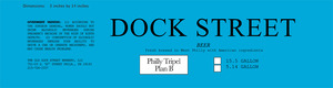 Dock Street Philly Tripel Plan B
