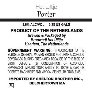 Het Uiltjee Porter