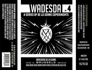 Brasserie De La Senne Wadesda