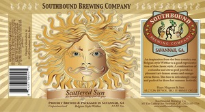 Southbound Brewing Co. Scattered Sun