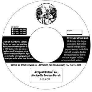 Stone Brewing Co Arrogant Bastard Ale