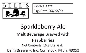 Bell's Sparkleberry Ale