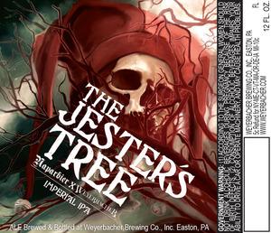 Weyerbacher The Jesters Tree