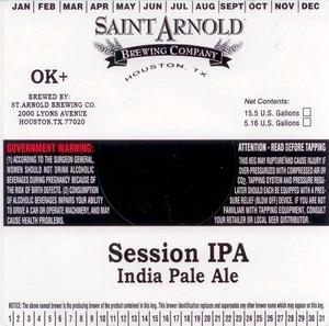 Saint Arnold Brewing Company Session IPA