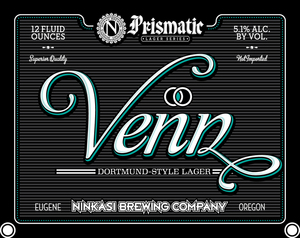 Ninkasi Brewing Company Venn