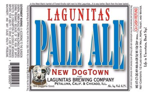 The Lagunitas Brewing Company New Dogtown