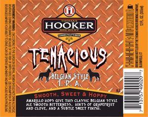 Thomas Hooker Tenacious