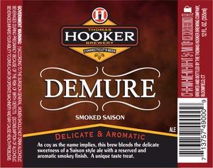 Thomas Hooker Demure