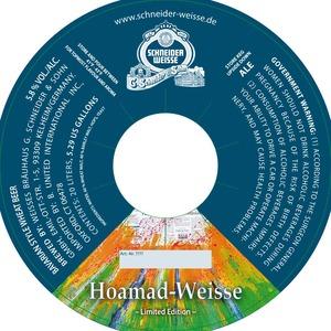 Schneider Weisse Hoamad-weisse