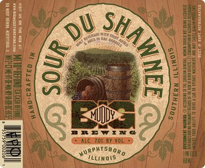 Big Muddy Brewing Sour Du Shawnee