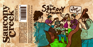Saucony Creek Brewing Company The Saucony Sessions