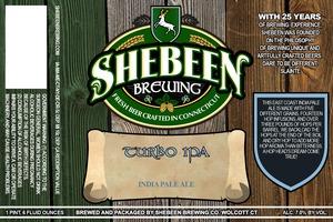 Shebeen Brewing Company Turbo IPA