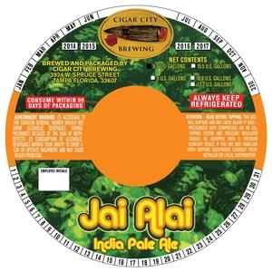 Jai Alai June 2014