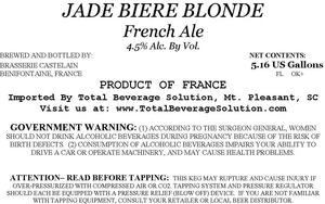 Jade Biere Blonde