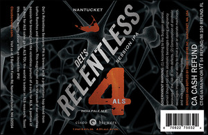 Cisco Brewers Del's Relentless Session