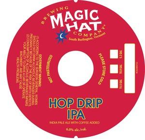 Magic Hat Hop Drip IPA