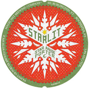 Magic Hat Starlit June 2014