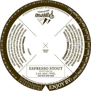 Pyramid Espresso Stout