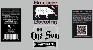 Butcher's Brewing The Ols Sow