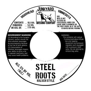 Junkyard Brewing Company Steel Roots