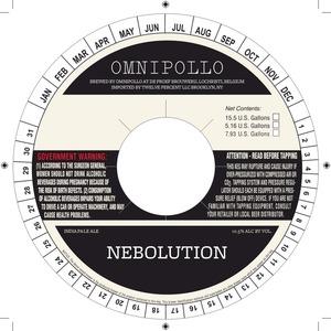 Omnipollo Nebolution