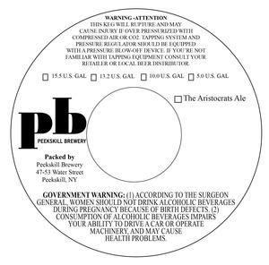 The Peekskill Brewery June 2014