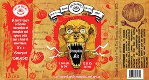 Pub Dog Pumpkin Ale