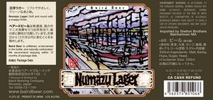 Baird Brewing Company Numazu