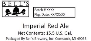 Bell's Imperial Red