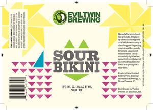 Evil Twin Brewing Sour Bikini