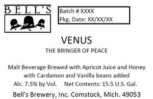 Bell's Venus