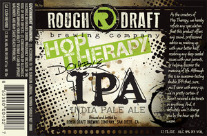 Rough Draft Brewing Company Hop Therapy